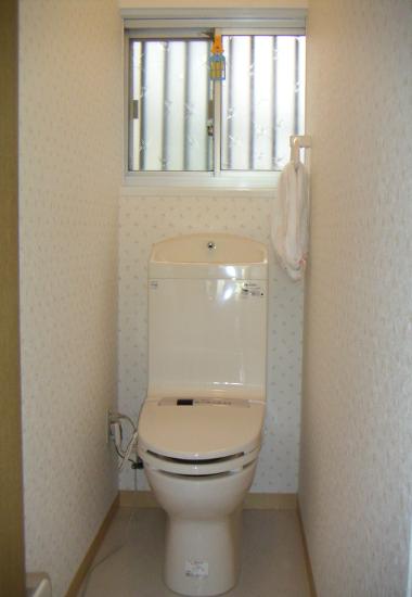 草津市 U邸 トイレ改修